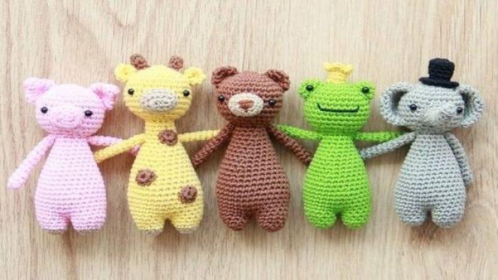 Amigurumi tarifleri ve kolay bebek yapımı, Amigurumi başlangıç ve ... | 394x700